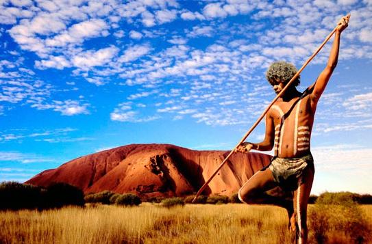 Аборигены австралии быт коренного