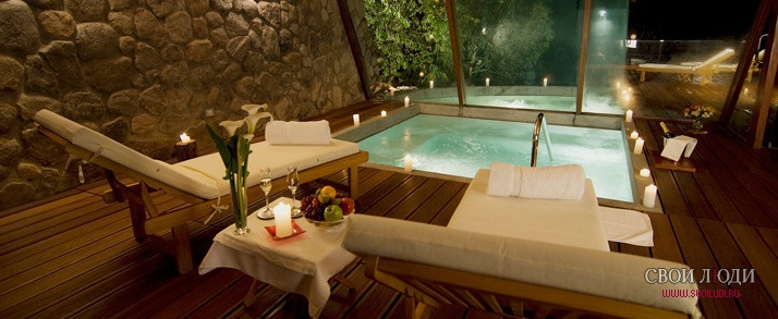 Отель Rio Sagrado by Orient Express 5*