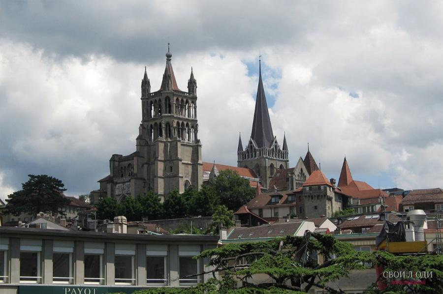 церкви европы фото