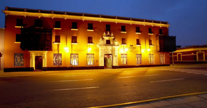 Отель Libertador Plaza Mayor Trujillo 4*