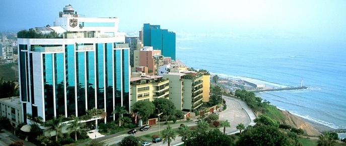 Отель Orient Express Miraflores Park Hotel 5*