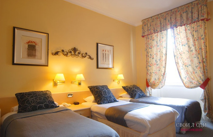 Отель Thistle Edinburgh 5*