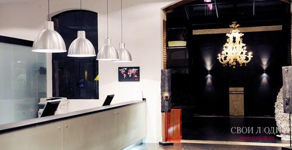 Отель New Hotel of Marseille Le Pharo 4*