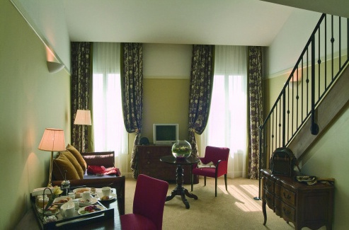 Отель Grand Hotel Beauvau Marseille 4* - Марсель, Франция