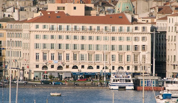 Отель Grand Hotel Beauvau Marseille 4*