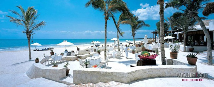 Отель Maroma Resort&Spa 5* By Orient-Express