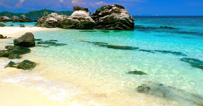 пляж пхукета фото