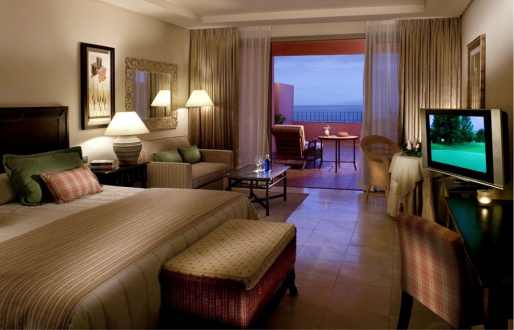 Отель The Ritz-Carlton Abama Golf & Spa Resort 5* - Тенерифе, Испания