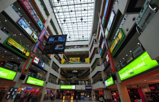 Funan IT Mall, Сингапур