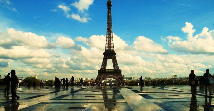 Париж для романтиков