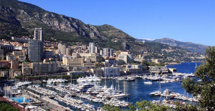 Монте-Карло столица Монако