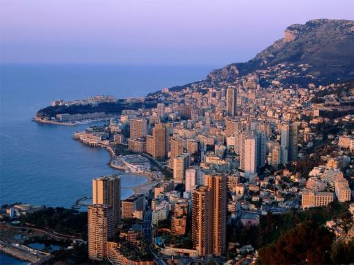 Монте Карло, Франция