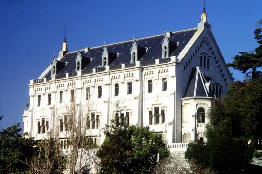 Дворец Вальроз - Ницца, Франция