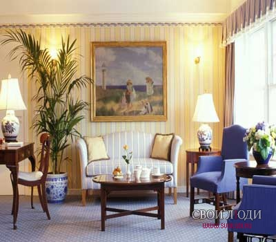 Отель Disney`s New Port Bay club 3*
