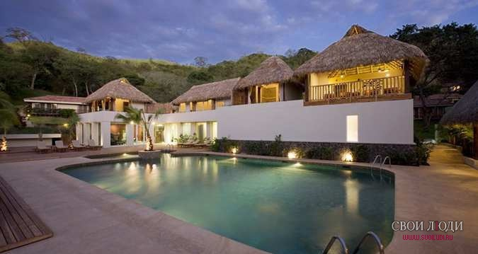 Отель Hilton Papagayo Costa Rica Resort & Spa 5*