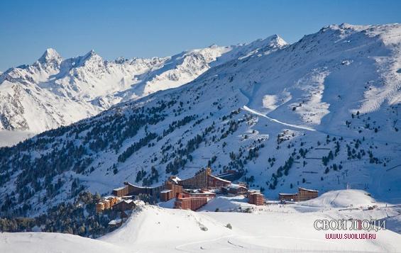 отель chalet altitude les arc 2000 4 туроператор 171 свои люди 187