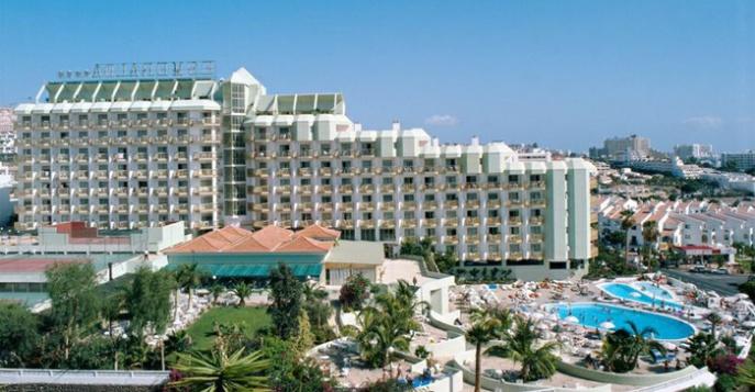 гостиницы испании с своим пляжем все включено