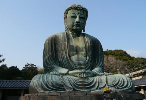 Статуя Большого Будды - Камакура, Япония