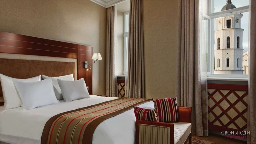 Отель Kempinski Cathedral Square 5*