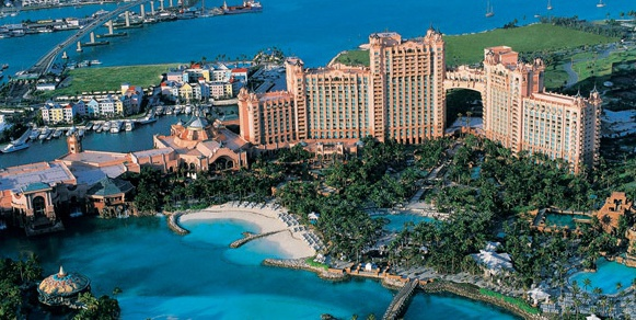 Отель Atlantis Resort Paradise Island 5*