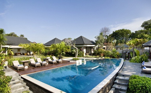 Вилла Sanur Royal Beach Villa