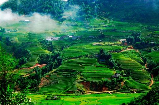 Деревня Майчау, Вьетнам