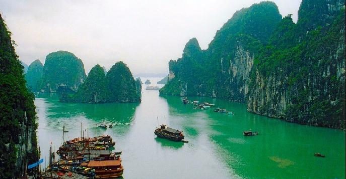 Экскурсии Вьетнам-Лаос-Камбоджа