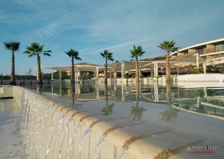 Отель Capovaticano Resort Thalasso & SPA 5*