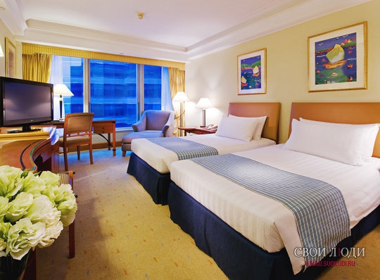 Отель Harbour Grand Kowloon 5*