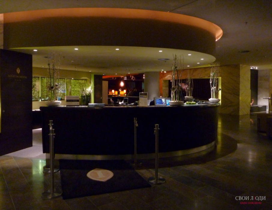 Отель InterContinental 5*