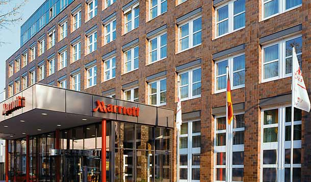 Отель Köln Marriott Hotel 5*