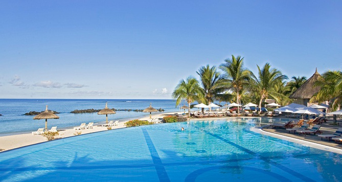 Отель The Sands Resort Mauritius 4*