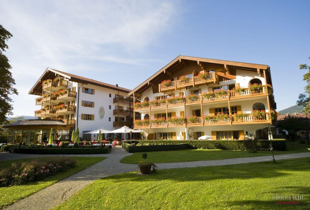 Park Hotel Egerner Hofe Rottach Egern Germany