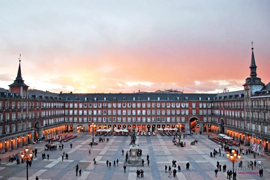 испания города фото