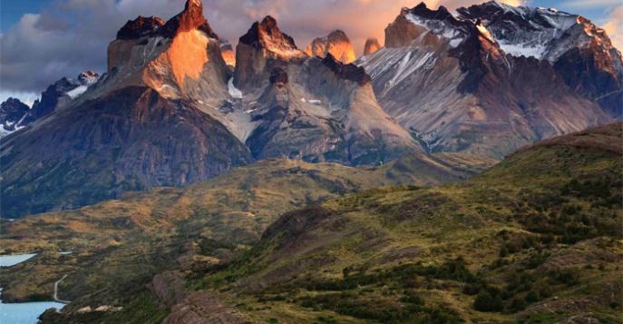 Природа и вина Патагонии