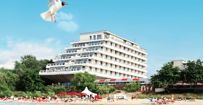 Отель Baltic Beach Hotel 5*