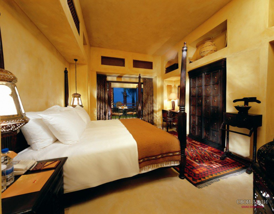Отель Bab Al Shams Desert Resort & Spa 5*