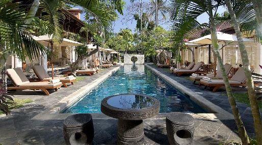 Отель Nusa Dua Beach Hotel & Spa 5*, Индонезия