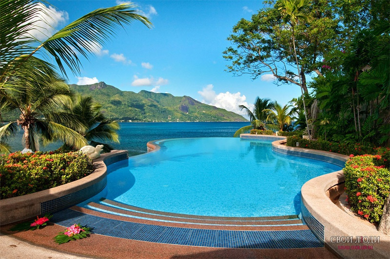 ��������� ��������� � ������� ����� � ����� Hilton Seychelles Northolme Resort and Spa 5*
